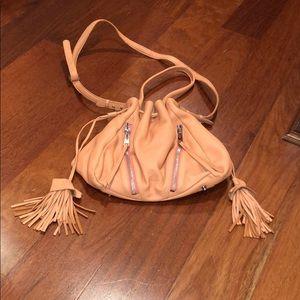 "Linea Pelle ""Ryan"" Leather Bucket Bag"